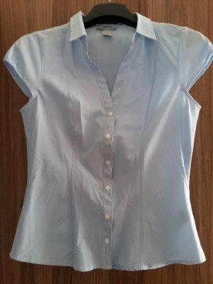 Schöne Kurzarm-Bluse von H&M in Größe 40