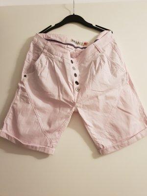 Schöne, kurze Hose, Shorts, Sublevel, rose, Gr. XL