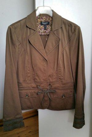 Nienhaus Woman Outdoor Jacket bronze-colored