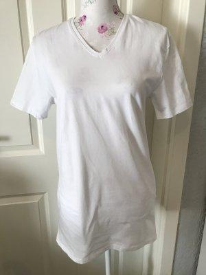 Zara Camisa blanco