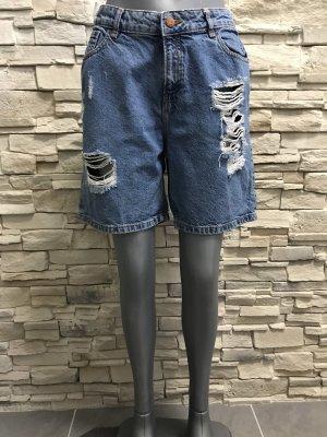 Denim Co. Pantaloncino di jeans blu