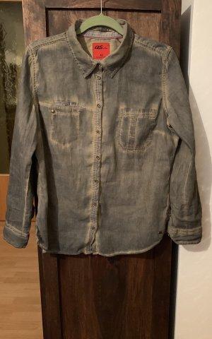 Schöne Langarm Bluse von S Oliver