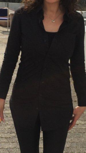 Schöne Langarmbluse von G-Star Women, schwargemustert, in Grösse XS