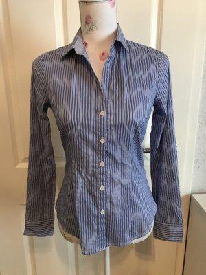 Schöne Langarmhemd von H&M Gr 34