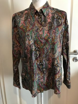 Schöne Langarmhemd von Mona Gr 42