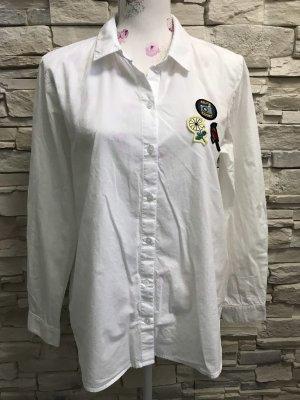 Schöne Langarmhemd von Vero Moda Gr 40
