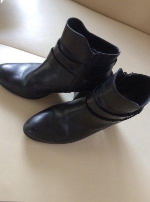 Hallhuber Hoge laarzen zwart