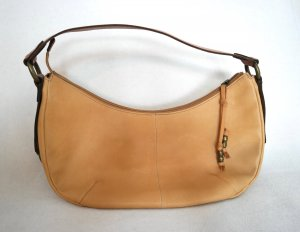Fossil Carry Bag sand brown-brown leather