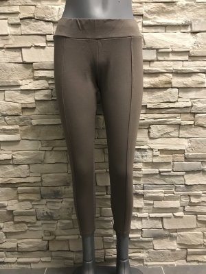 B.yu Italy Leggings marrón claro-beige