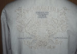 Schöne leichte Bluse von Napapijri perfekt zu Jeans in Größe 38