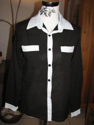 Schöne leichte Bluse von Zanzea, Gr. M