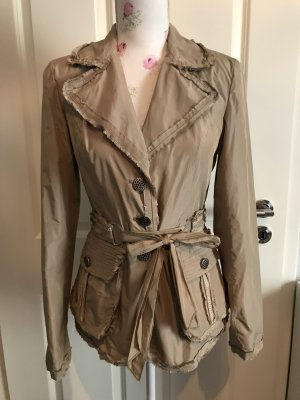 Schöne Leichte Jacke von Tesine Heine Gr 34