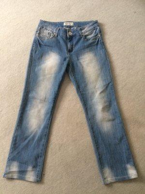 schöne leichte Jeans von Confortif Denim - Gr. M
