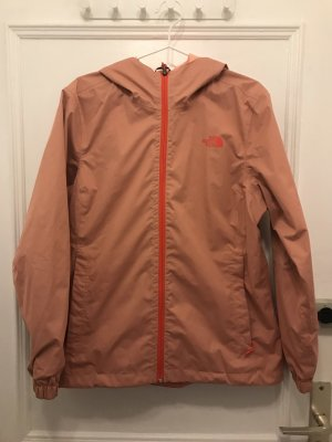 The North Face Raincoat apricot