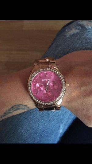 Schöne Manguun Uhr einmal getragen uhr#manguun#rosegold#pink