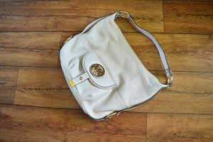 Schöne Michael Kors Handtasche in creme