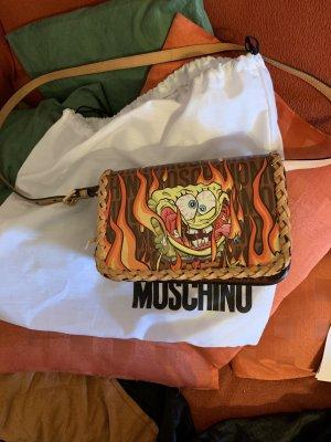 Schöne Moschino spongebob Tasche