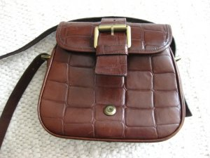 Mulberry Crossbody bag brown leather