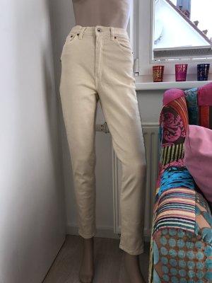 Schöne neue High Waist Hose Stretch mit Etikett 36/38
