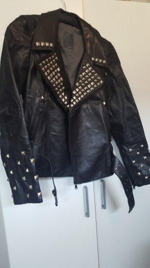 Schöne neue Lederjacke von Lot 78