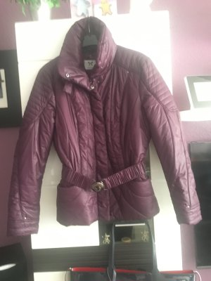 Yessica Quilted Jacket bordeaux