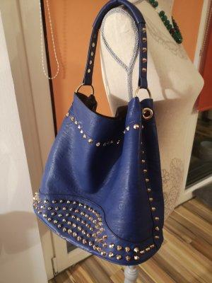 Pouch Bag blue