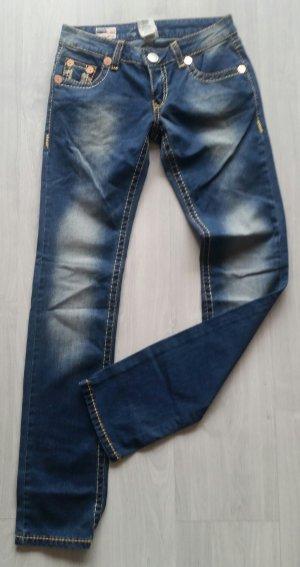 Schöne neue True Religion Hüft Jeans Gr. 27 / 34
