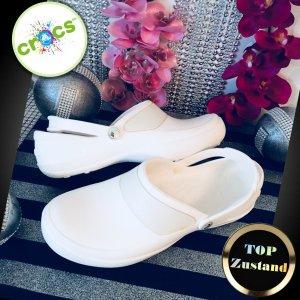 Crocs Mules white