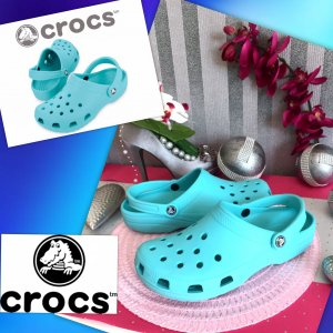 Schöne - neuwertige & Originale - Crocs Gr .41
