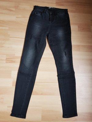 Schöne Only Jeans in Schwarz