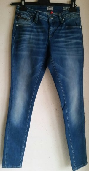 Only Jeans blu scuro