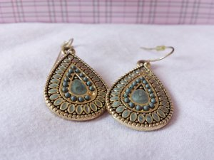 schöne orientalische Ohrringe