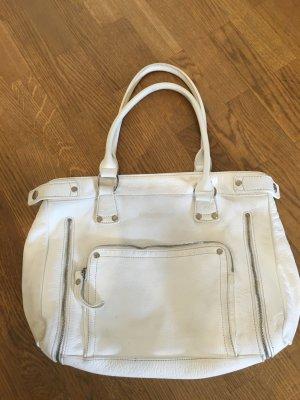 Schöne originale Longchamp-Tasche, Echtleder!