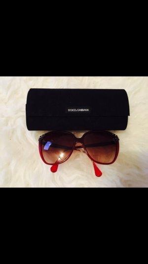 Schöne Oversize Sonnenbrille Brille D&G Dolce&Gabbana