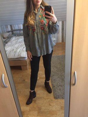 Schöne oversized Bluse von ZARA