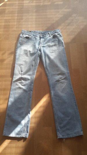 schöne pepe jeans in hellblau