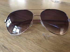 Schöne Piloten Sonnenbrille