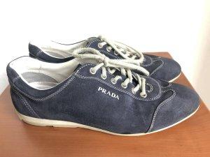 Schöne Prada Schuhe aus Leder