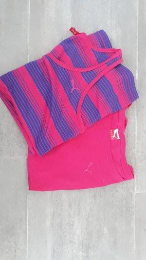 Puma Sportshirt lila-roze