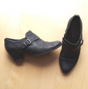Tamaris Scarpa slip-on nero-antracite