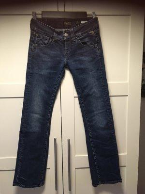 Schöne Repaly Jeans selten geraten Gr 27/32
