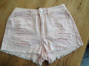Schöne rosa Shorts Größe 36