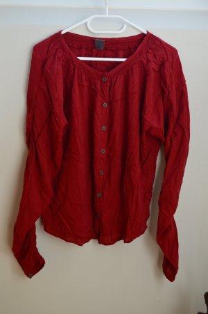 Schöne, rote Bluse Größe M