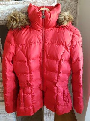 schöne rote Jacke Tommy Hilfiger, Größe xs