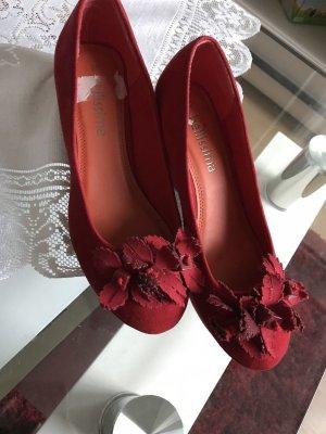 Schöne Rote Schuhe