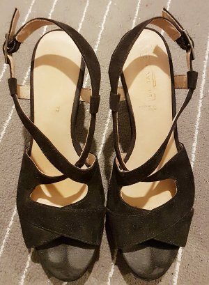 Schöne Sandale