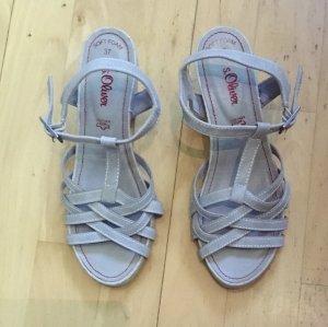Schöne Sandale von S Oliver