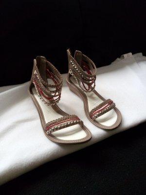 Schöne Sandalen 1 x getragen