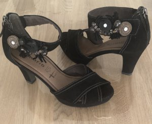 Tamaris Clog Sandals black