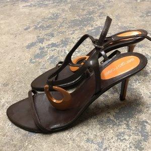 Schöne Sandalen von Sergio Rossi